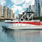 2020 - Berkshire Pontoon Boats - STS 23RFC2