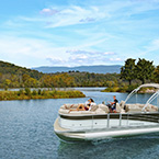 2020 - Berkshire Pontoon Boats - STS 27RFX-UDS-XR