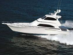 2011 - Bertram Yacht - 630
