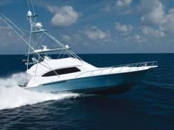 2011 - Bertram Yacht - 570