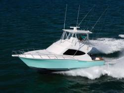 2011 - Bertram Yacht - 410