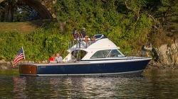 2017 - Bertram Yacht - Bertram 35