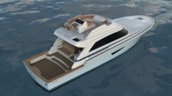 2018 - Bertram Yacht - 61 Bertram