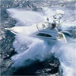 Bertram Yacht 390 Convertible Fishing Boat