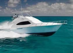 Bertram Yacht 450 Convertible Fishing Boat