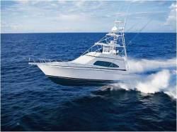 Bertram Yacht 510 Convertible Fishing Boat