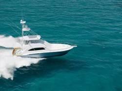 Bertram Yacht 570 Convertible Fishing Boat