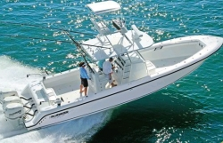 2012 - Blue Water Boats - 355e