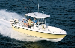 2012 - Blue Water Boats - 2550