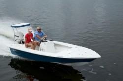 2017 - Blue Water Boats - 160 Pro