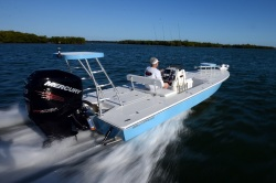 2017 - Blue Water Boats - 210 Pro