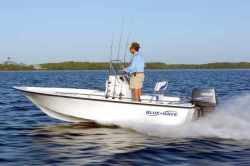 2009 - Blue Wave Boats - 180 V-Bay
