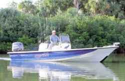 2009 - Blue Wave Boats - 244 Magnum