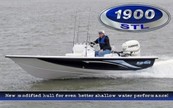 2012 - Blue Wave Boats - 1900 STL