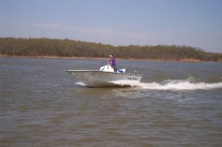 2012 - Blue Wave Boats - 160 V-Bay