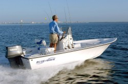 2012 - Blue Wave Boats - 180 V-Bay