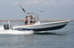 2012 - Blue Wave Boats - 2400 Pure Bay