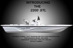 2013 - Blue Wave Boats - 2200 STL