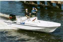 Blue Wave Boats 220 Deluxe Pro Center Console Boat