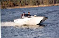 Blue Wave Boats Multi-Species-57 Center Console Boat