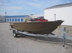 2021 - Starcraft Boat