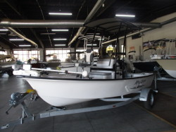 New 2019 161 Bay Center Console
