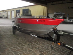 Previously Enjoyed 2012 Tracker 16VPRO Aluminum Boat