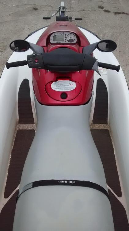 2003 - Polaris PWC - Genesis i for Sale in Cassopolis, MI