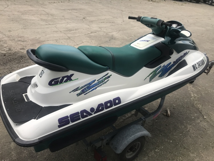 1996 - SeaDoo Boats - GTX 5642 for Sale in Cassopolis, MI 49031
