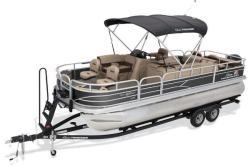 2018 Sun Tracker Fishin' Barge 22 XP3 Springfield IL