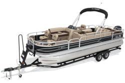 2018 Sun Tracker Fishin' Barge 24 DLX Springfield IL