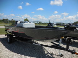 2018 Sun Tracker BASS BUGGY® 16 DLX