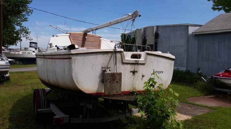 1975 - Catalina Sailboats - 22 Swing Keel for Sale in