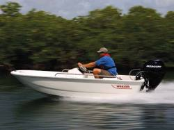 2014 - Boston Whaler Boats - 110 Sport