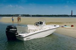 Boston Whaler Boats - 180 Dauntless
