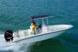 Boston Whaler Boats - 230 Dauntless