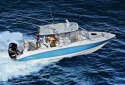 2010 - Boston Whaler Boats - 320 Outrage Cuddy Cabin
