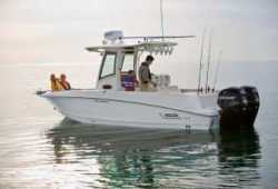 2010 - Boston Whaler Boats - 250 Outrage