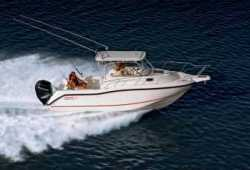 2010 - Boston Whaler Boats - 255 Conquest