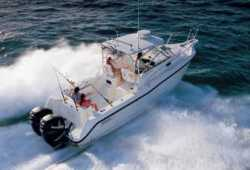 2010 - Boston Whaler Boats - 285 Conquest