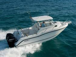 2011 - Boston Whaler Boats - 255 Conquest
