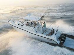 2011 - Boston Whaler Boats - 305 Conquest