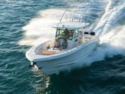 2011 - Boston Whaler Boats - 370 Outrage