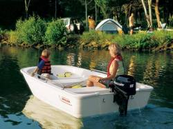2011 - Boston Whaler Boats - 110 Tender
