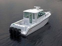2014 - Boston Whaler Boats - 345 Conquest Pilothouse