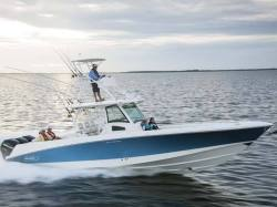 2015 - Boston Whaler Boats - 370 Outrage