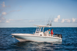 2018 - Boston Whaler Boats - 270 Dauntless