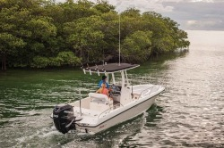 2018 - Boston Whaler Boats - 240 Dauntless
