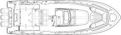 2020 - Boston Whaler Boats - 380 Outrage