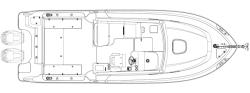 2020 - Boston Whaler Boats - 315 Conquest Pilothouse